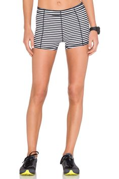 Lovers + Friends WORK by Lovers + Friends Cool Down Short in Stripe