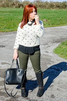 NEW OUTFIT ON THE BLOG! http://www.mvesblog.com/2014/02/butterflies.html