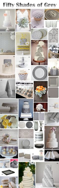 50 Shades of Grey Entertaining Ideas/Products