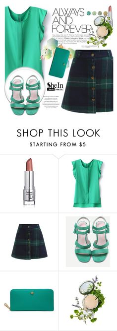 """""""shein"""" by jecakns ❤ liked on Polyvore featuring Mulberry, Origins and Terre Mère"""