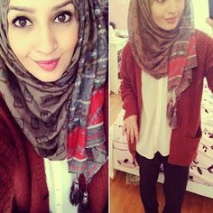 Perfect casual any-day outfit :-D