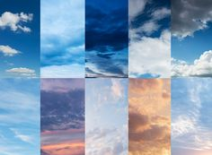 FREE HIGH-QUALITY TEXTURE PACK: SKY AND LENS FLARE