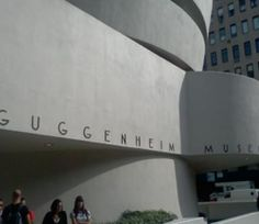The Guggenheim Museum Museums In Nyc, Nyc Art, Galleries, Fill, Art Gallery, Faces, Vegan, Board, Top