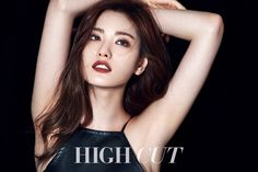 Newly crowned acting queen Nana looking flawless for High Cut – Asian Junkie
