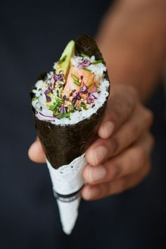 "Have You Tried These 10 Sushi Rolls? , If you read our recent roundup, Sushi Rolls You Gotta Try In Tucson,"" this quiz will help you in quickly determining your Tucson sushi dedication. Essen To Go, Japanese Food, Japanese Desserts, My Favorite Food, Asian Recipes, Food Inspiration, Love Food, Food Photography, Food Porn"
