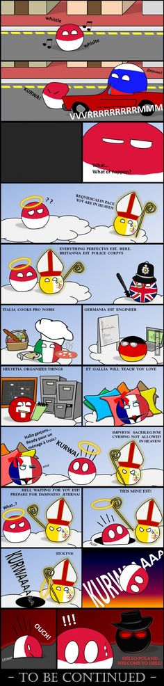 Death of a Polandball - Part I