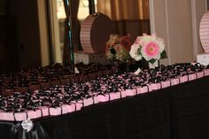 """Party favors """"Chanel Bridal Shower"""""""