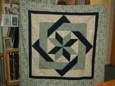 labyrinth quilts - Google Search