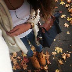 Fall Fashion Love the purse!