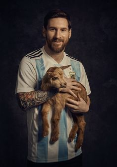 Messi: THE GOAT