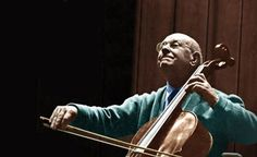 Legendary Cellist Pablo Casals, at Age 93, on Creative Vitality and How Working with Love Prolongs Your Life – Brain Pickings