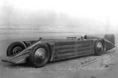 The Speed Boy Daytona beach race 1929