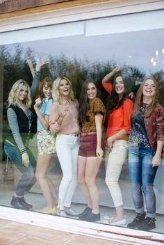 El elenco de soy luna las chicas