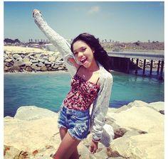 She is too cute...
