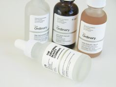 I Tried Deciem The Ordinary To Find Out If This Wildly Affordable Skin Care Line Actually Works