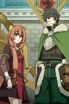 the rising of the shield hero naofumi and raphtalia art Anime Manga, Anime Guys, Anime Art, Fanart, Video Game Anime, Manga List, Anime Love Couple, Cosplay, Otaku