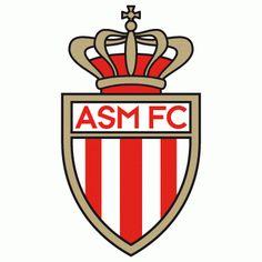 AS Monaco Primary Logo () -