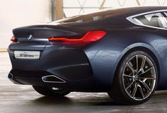 New BMW 8-Series Concept