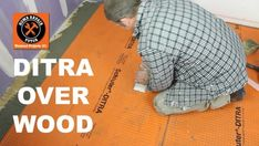 What should you do BEFORE tiling floors? It prevents broken and cracked tiles.check out our tutorial!