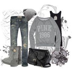 Comfy greys