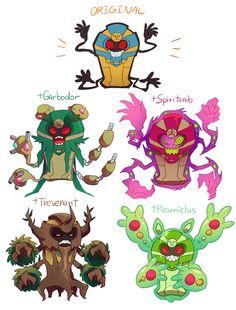 eat your mangoes, kids Ghost Pokemon, Pokemon Pins, Pokemon Comics, Pokemon Stuff, Pokemon Fusion Art, Pokemon Fan Art, Cute Pokemon, Pokemon Maker, Character Art