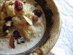 Fruited Breakfast Quinoa