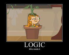 Total Drama All Seasons | Total Drama Island Logic...