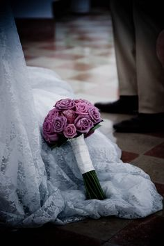 Die Farbe Lila! Ibiza, Bouquet, Bridal, Lilac Color, Colors, Bouquets, Brides, Bride, Wedding Dress