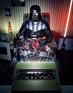 Grandfather Vader