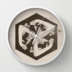 BOX wall clock by Ali GULEC