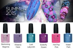 2015 cnd shellac - Google Search can't wait for these colours!!