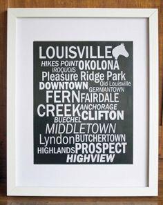 Stationen einer Reise im Fotobuch ************************************************* Louisville