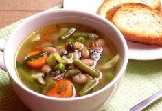 Olasz zöldségleves | NOSALTY – receptek képekkel