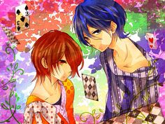 Utaite (歌い手) - Soraru & Lon