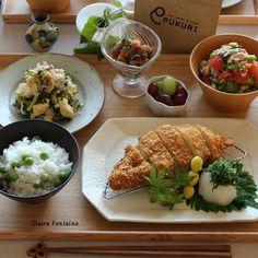 画像に含まれている可能性があるもの:食べ物 Food Menu, Japanese Food, Baked Potato, Sushi, Yummy Food, Lunch, Asian, Meat, Chicken