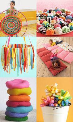 Cute summer crafts