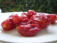 Il Blog di Picetto: Pomodorini datterini confit, ricetta di Antonino Cannavacciuolo