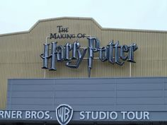 The Making of Harry Potter at the Warner Bros. Studio Tour in London. #Harry Potter.
