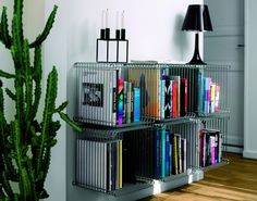 verner panton book case from montana