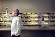 Ferran Adria for Wired UK by John Keatley Modernist Cuisine, Environmental Portraits, Business Portrait, Best Chef, Celebrity Portraits, Creative Portraits, Modern Portraits, Team Photos, Molecular Gastronomy
