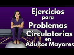 Ejercicios para Problemas CIRCULATORIOS en Adultos Mayores | Fisioterapia en Querétaro - YouTube Zumba Fitness, Health Fitness, Tai Chi, Massage Therapy, Excercise, Gym Workouts, Diabetes, Youtube, Beauty Tricks