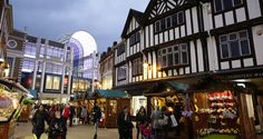 Open: 15 Nov – 31 Dec 2018 About this event Each year, the whole town centre of Kingston upon Thames… Christmas Craft Fair, Christmas Events, Vintage Christmas, Kingston London, Kingston Upon Thames, Riverside Cafe, Morris Dancing, Surrey, Hampshire