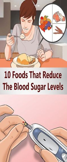10 Foods To Reduce Blood Sugar Levels And Stop Diabetes
