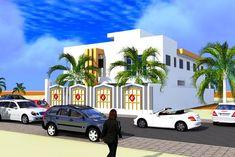 Projet de construction d'une residence a Abidjan en Cote d'ivoire, 2015 - Albert Kwessi