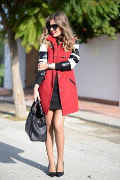 RED, WHITE & BLACK – Mi Aventura Con La Moda