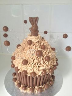 Easter cake...chocolate