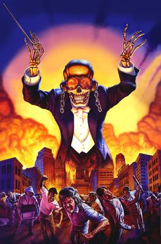 Symphony Of Destruction! MEGADETH!!    I have seen them live many times....they always rock the house:)