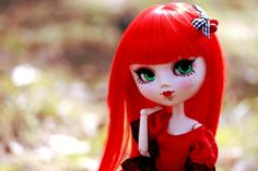 Model: Full Custom Pullip Suiseiseki Name: Sofia Make up: By me Body: SBH-S white Wig: Cancan Eyes: Coolcat Disney Characters, Fictional Characters, Wigs, Cherry, Kitty, Christmas Ornaments, Disney Princess, Holiday Decor, Pictures