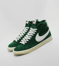 los angeles c6957 7fe53 Nike Blazer Vintage Suede Nike Tights, Nike Heels, Nike Boots, Converse,  Vans