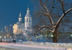 Тобольск, Храм Архангела Михаила.
